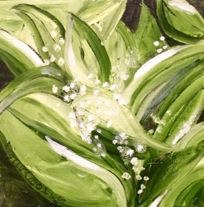 hidden lily of the valley