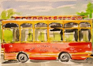 alexandria-trolley